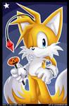 Happy Halloween 2015 - Tails