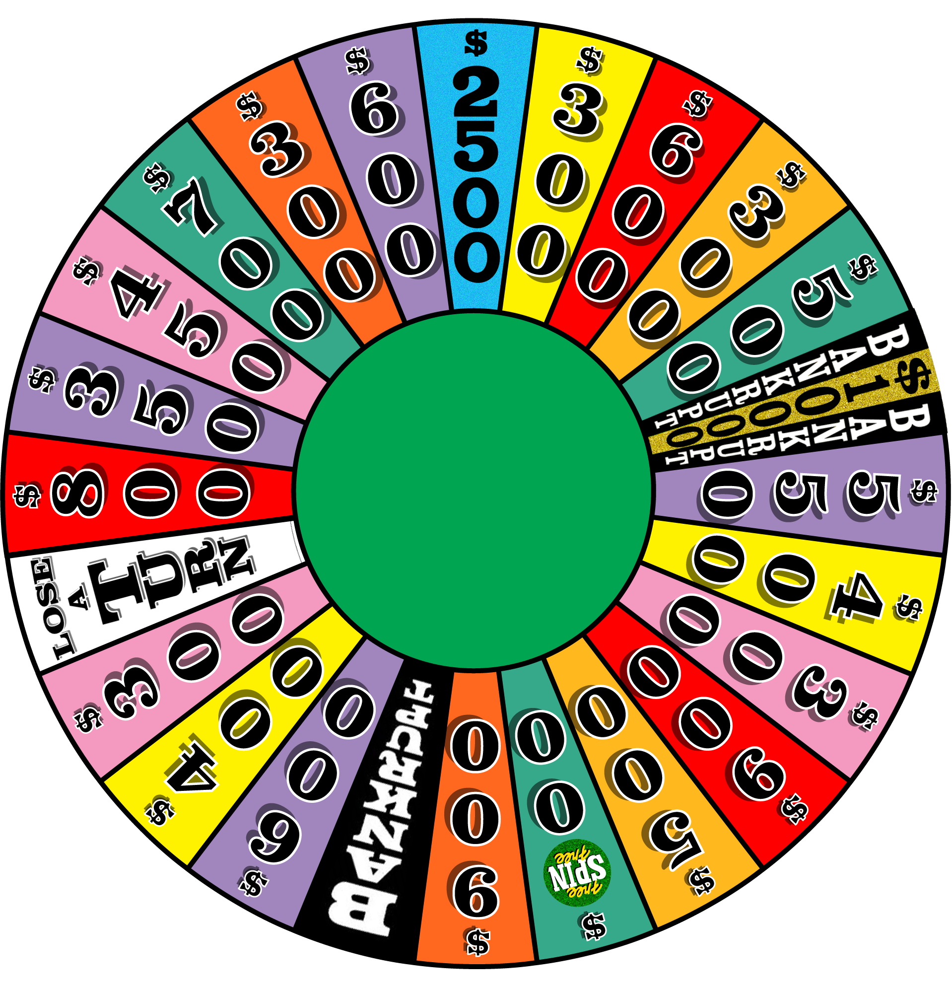 wheel of fourtune game