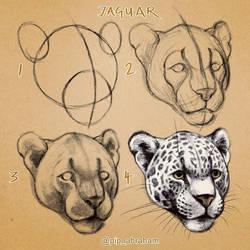 Jaguar head tutorial