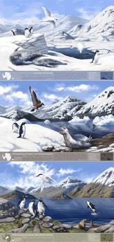 Antarctica - Future scenarios by oxpecker