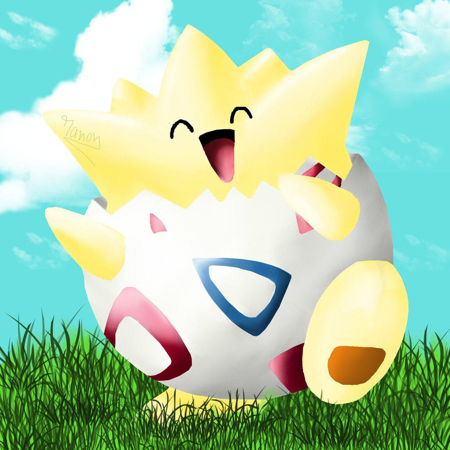 togepi by noonir