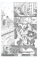 X-Men sample page 2