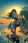 Wonder Woman - color