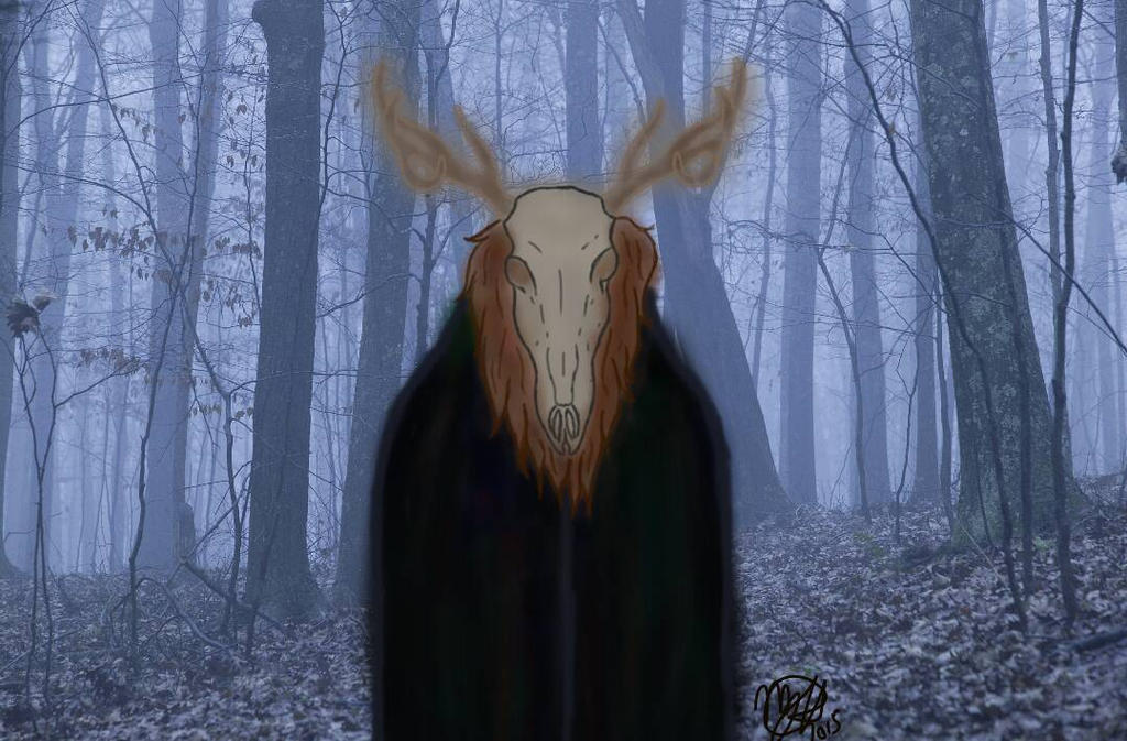 Windigo by SingingHorse98