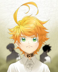 The Promised To Neverland 123 - Emma(Ray,Norman)