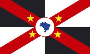 Sao Paulo Cross Flag