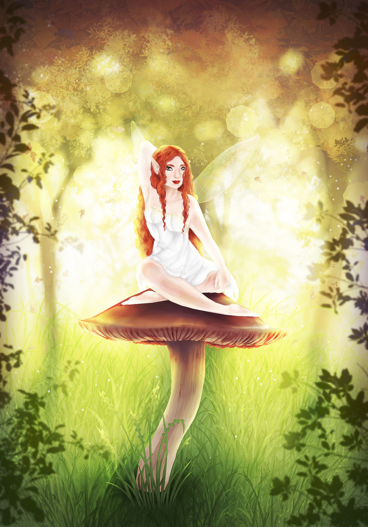 - Fairy - by LilyNion