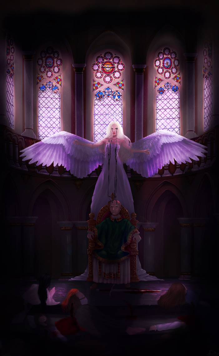 - Take me to church - by LilyNion