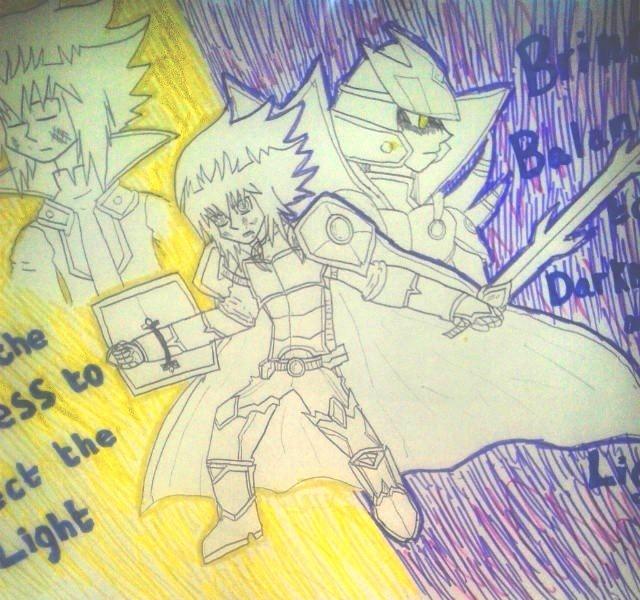 Jaden Supreme Darkness armor by 459Silver