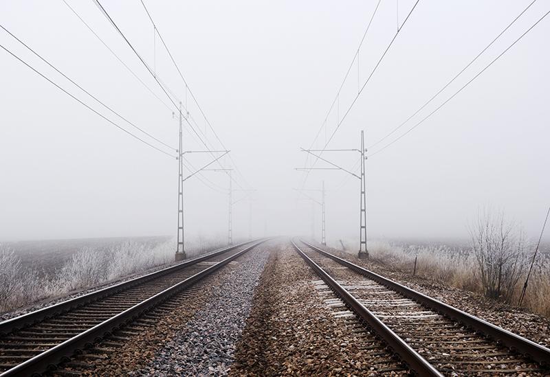 railway by snurraminjord