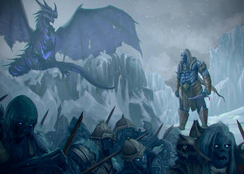 The Frost Army - Commission by Courtzart