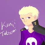 Persona 4 -Kanji Tatsumi