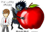 .:Ryuk LURVES Appleses:.