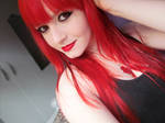 Fashion Redhead