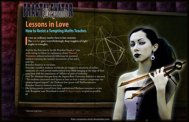 Lessons in Love by TheFractalevator