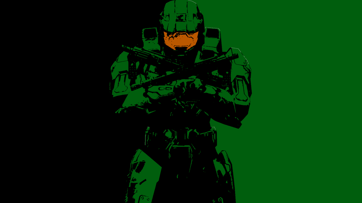 Master chief wallpaper by drbrainbasher on deviantart master chief wallpaper by drbrainbasher voltagebd Image collections