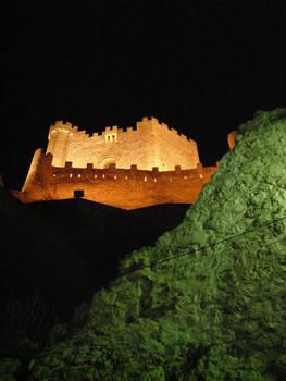alcala castle by tuaregingravitto