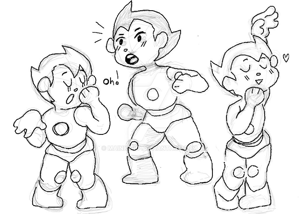Astroboy Pornhub by Mainichi-p