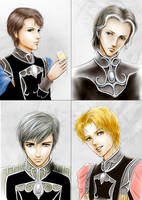 :LoGH: The Reich colored by Benitora53