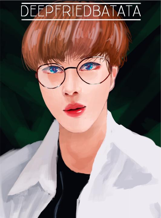 Jin by DeepFriedBatata