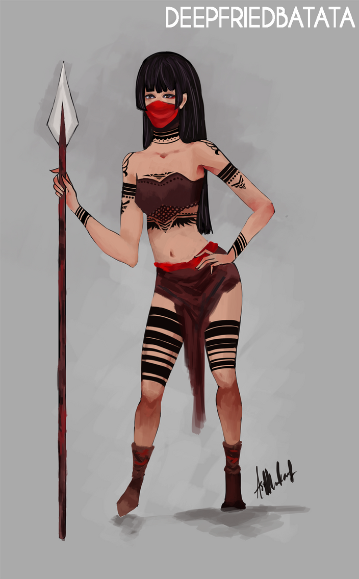 Tribal by DeepFriedBatata