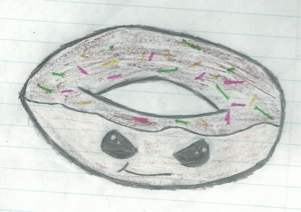 Doughnut by snazzahguy