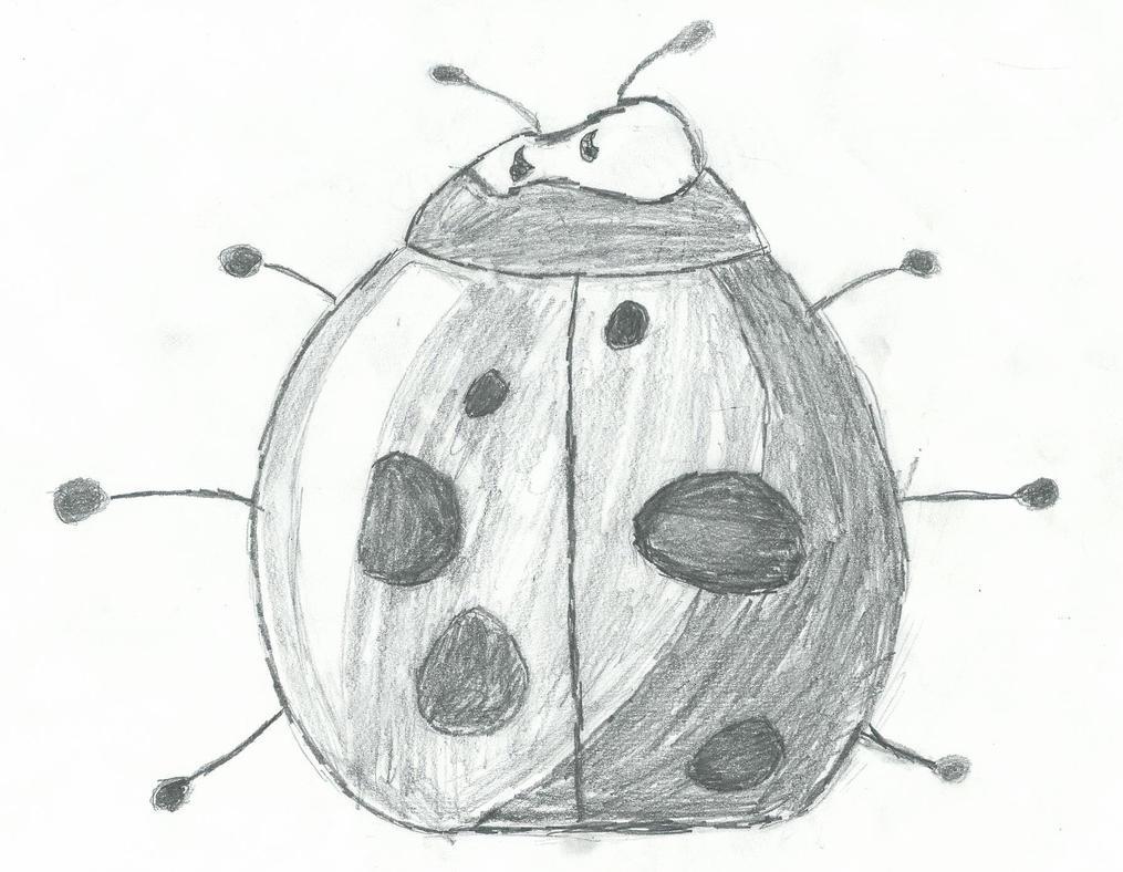 Cartoon Ladybug by snazzahguy