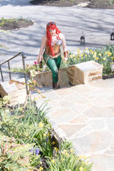 DC cosplay castle 293 EEP