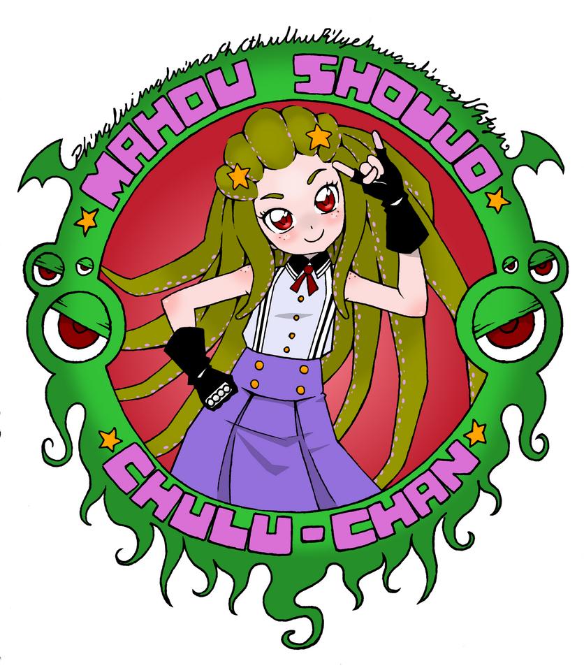 Mahou Shoujo Chulu Chan by TonxuBramando