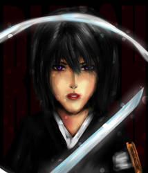 Lieutenant Rukia by Llorelia
