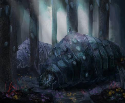 Ohmu Forest
