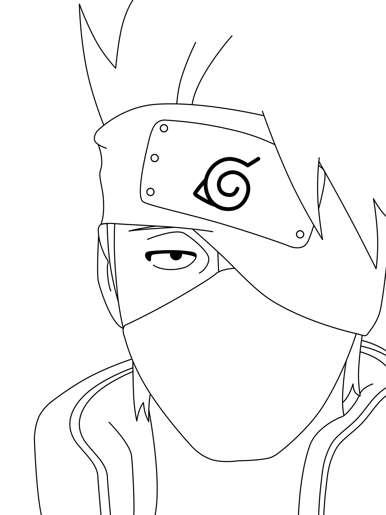 Kakashi Lineart 171641545 further How To Draw Sakura Shippuden likewise Naruto Coloring Pages also Edo Madara 421078409 further Dibujos Para Colorear De Puzzles De Anime Manga. on naruto character coloring pages