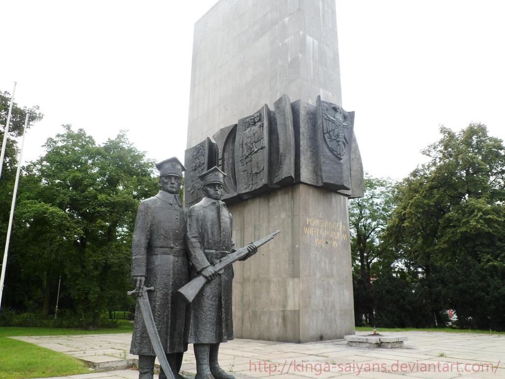 The Greater Poland Uprising by kinga-saiyans