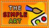 STAMP: TheSimpleART by kinga-saiyans