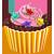 Avatar: Cupcake by kinga-saiyans