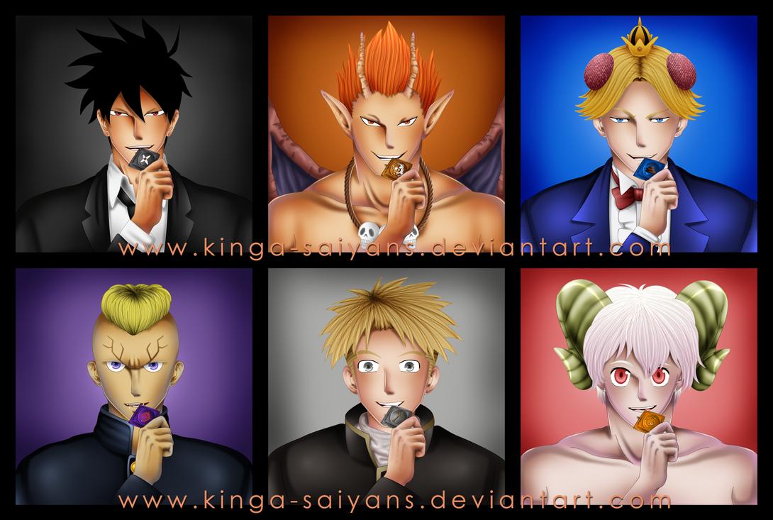 Commission: PLUG n PLAY_YYA by kinga-saiyans