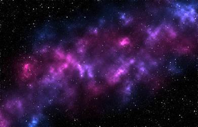 Wallpaper: Navy-Purple Cosmos