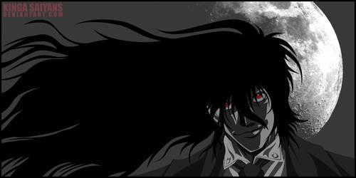 Alucard and Moon