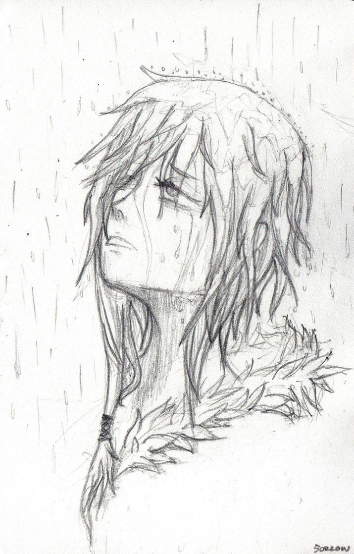 Sorrow by fireytika