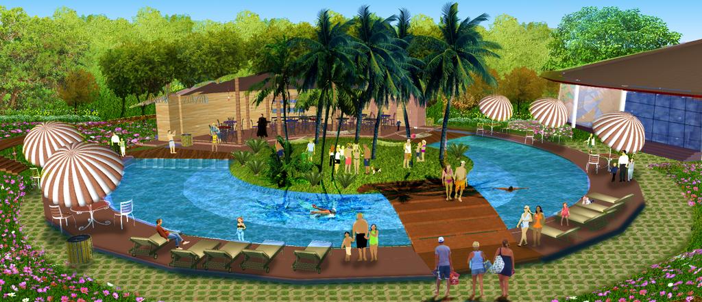 Pool Cafe2 by fireytika