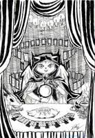 Fortune Teller by fireytika