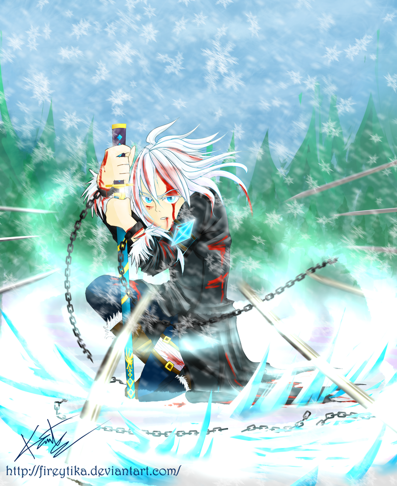 Never Surrender by fireytika