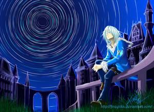 Stargazing by fireytika