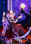 Aluca Halloween by fireytika