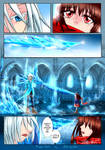 Frozen heart page preview