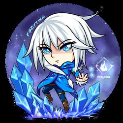 Chibi Draco Ice