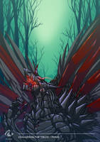 Evil Dragon [C] by fireytika