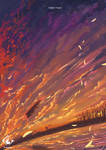 Sunset Trip by fireytika
