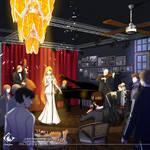 Jazz Night by fireytika