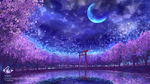 Tranquil Night by fireytika